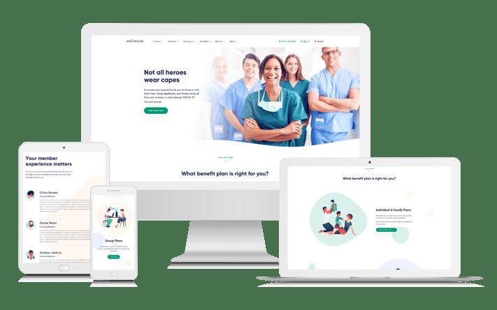 New website-clean design