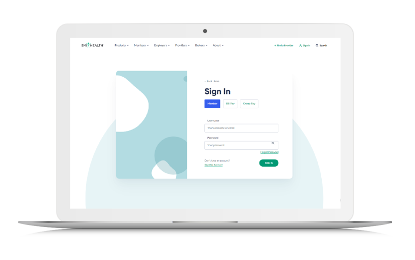 New website-sign in page NEW-06